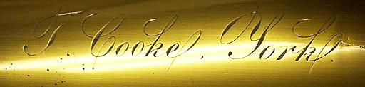 T. Cooke York