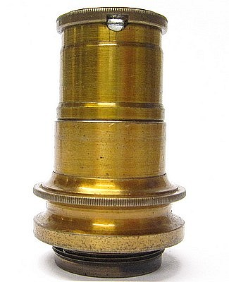 Tolles, Boston. Microscope objective with built-in vertical illuminator