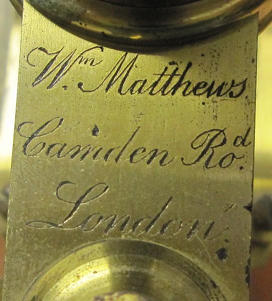 W. Matthews Camden Rd