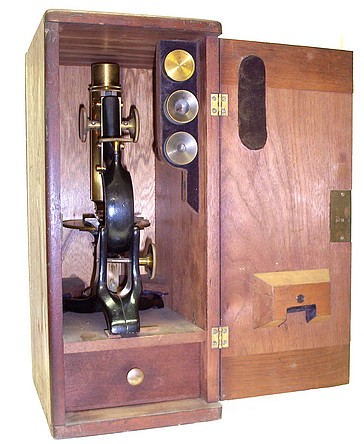 Highley's Educational Microscope