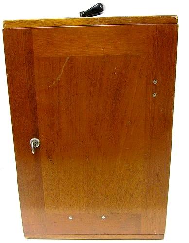 Carl Zeiss Jena, 221904. Model FZE Microscope. Storage case