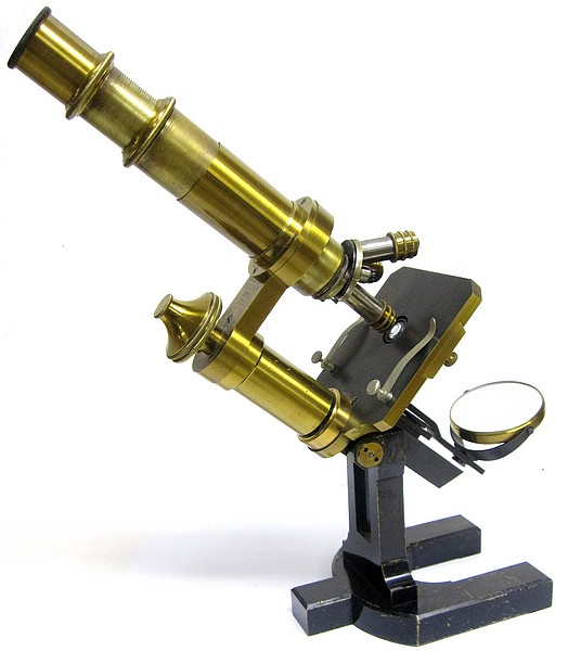 Zeiss, Jena, 7324. Microscope model Va