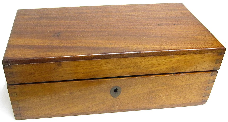 Zeiss, Jena, 7324. Microscope model Va case