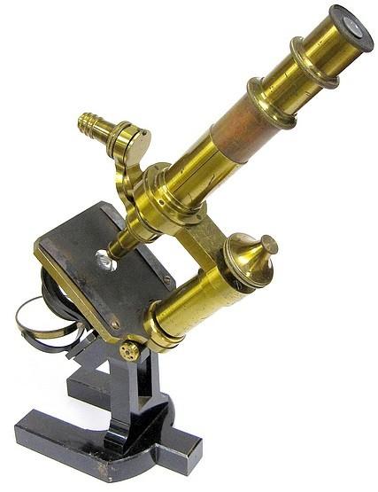 c. zeiss, jena 4969. microscope model va, c. 1880