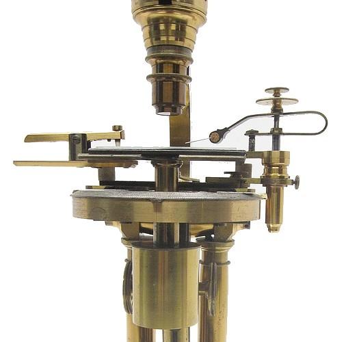 Zentmayer mechanical finger