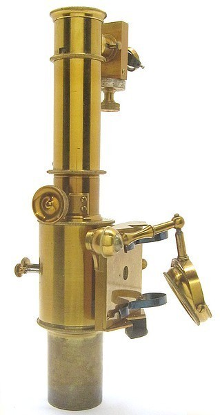 Sorby-Browning Microspectroscope with Bright-line Micrometer