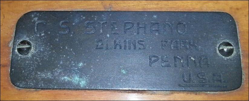 c.s. Stephano