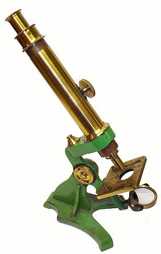 Early Watson Microscope (unsigned)