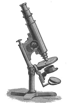 Bausch Lomb  INVESTIGATOR MICROSCOPE