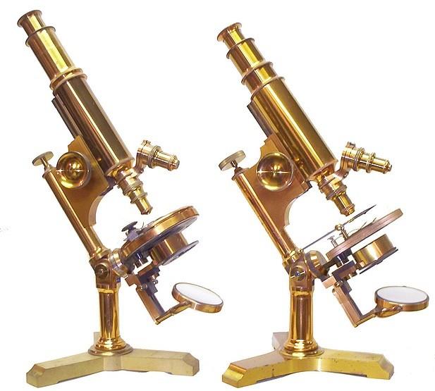 B&L investigator microscope 3634