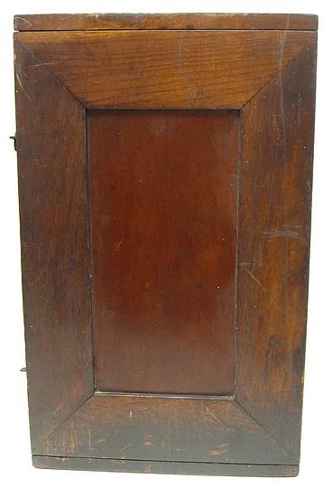 B&L investigator microscope 6818. Wood case.