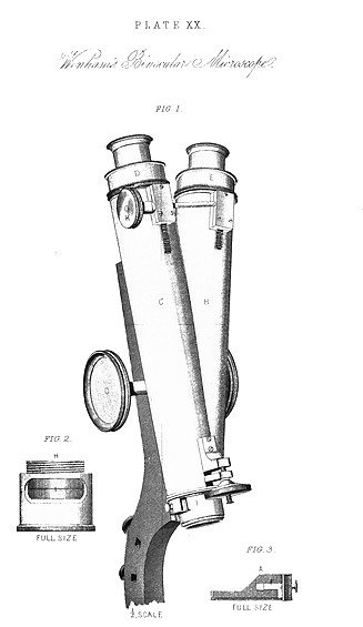 Large Best microscope
