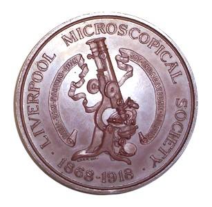 Binocular microscope: Swift & Son 81 Tottenham Court Rd London W.C.