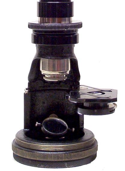 Hensoldt Wetzlar #1201, Metami portable microscope