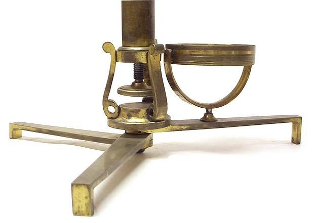 microscope made by charles chevalier