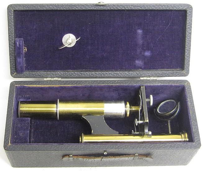 The Gundlach Manhattan Optical Co. The Simplex Model, c. 1910