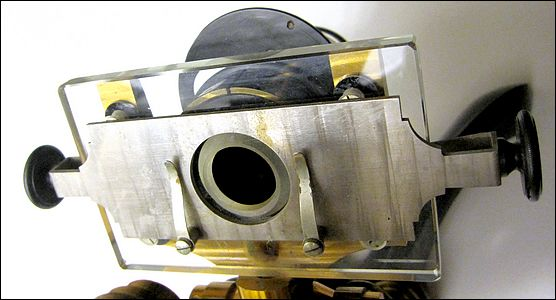 patented slide carrier