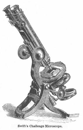 Awift Challenge Binocular Microscope