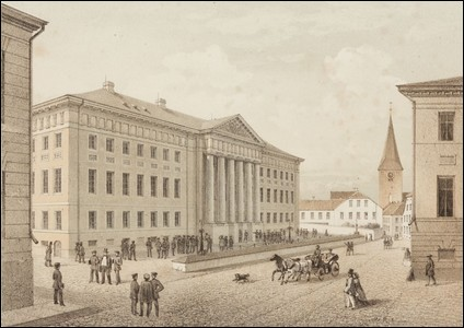 university of dorpat