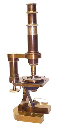 microscope: Carl Zeiss Jena 1351 / 2259