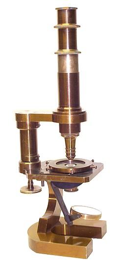 microscope: Carl Zeiss Jena 1351 / 2259
