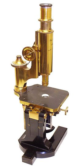 Carl Zeiss Jena microscope No. 8223