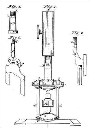 Zentmayer 1876 patent