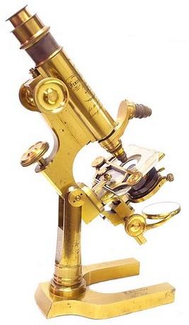 prize microscope 1889